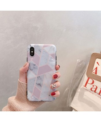 iPhone Slim Marble Protective Case