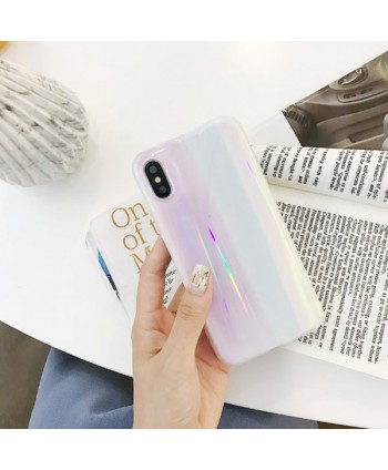 Slim Holographic iPhone Protective Case