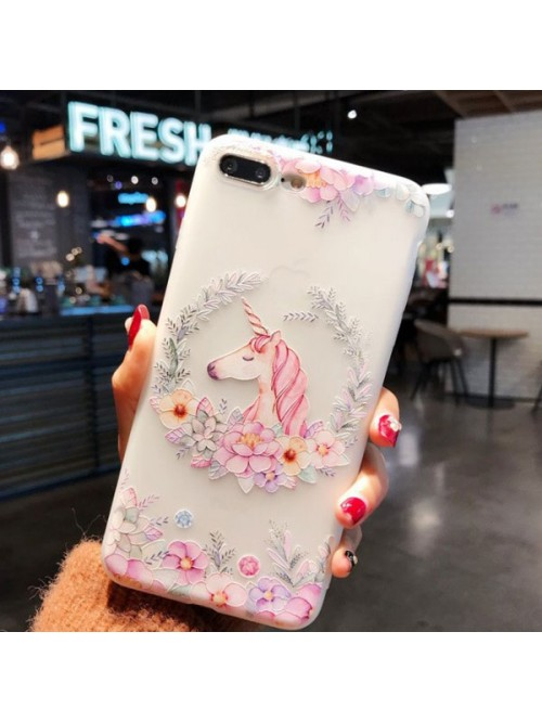 3D iPhone Case -  The Unicorn