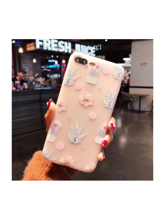 3D iPhone Case -  The Cactus