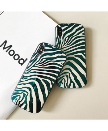 iPhone Sheild Zebra-stripe Protective Case