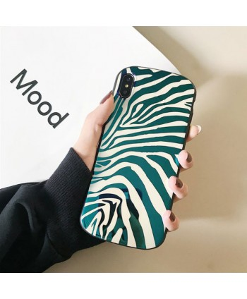 iPhone Shield Zebra-stripe Protective Case