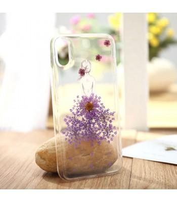 Pressed Flower iPhone Case - Sunflower Girl