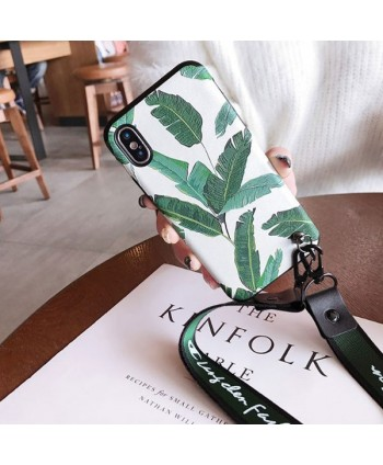iPhone Banana Leaf Protective Case