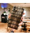 iPhone X Luxury Crocodile Grain Protective Case