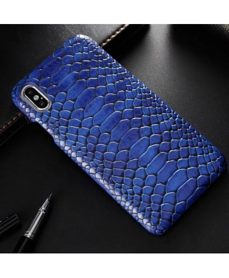 Luxe Snakeskin iPhone XS Max Protective Case