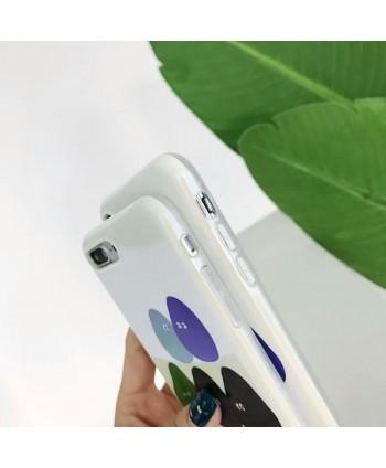 iPhone Glossy Avocado Family Slim Protective Case