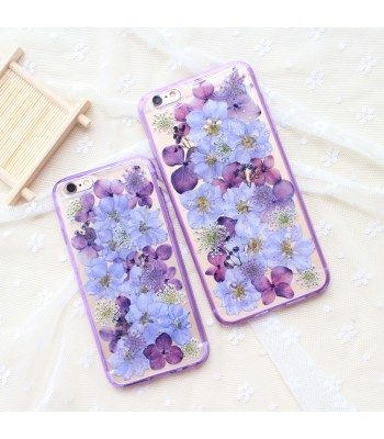Dried Flower iPhone Case - The Blooming Of Spring Flowers