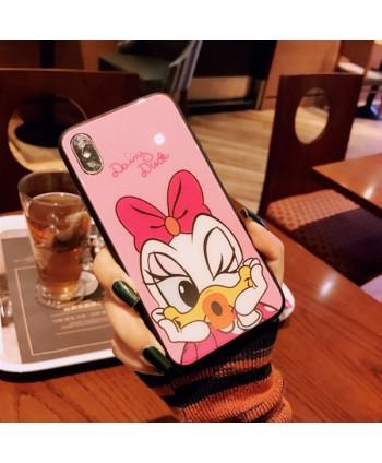 Couple Disney Donald Duck & Daisy Duck iPhone X Case