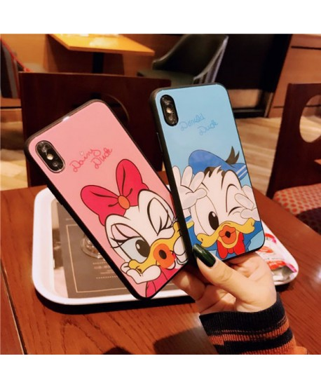 IPhone X Disney Donald and Daisy Duck