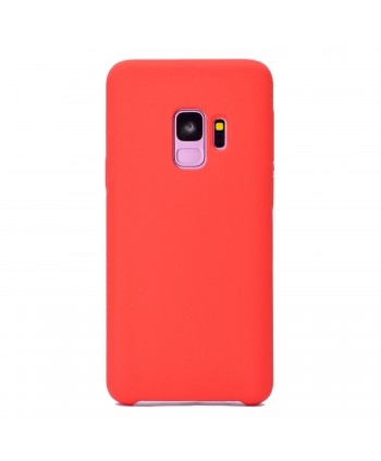 Soft Liquid Silicone Case for Samsung S9/S9 Plus