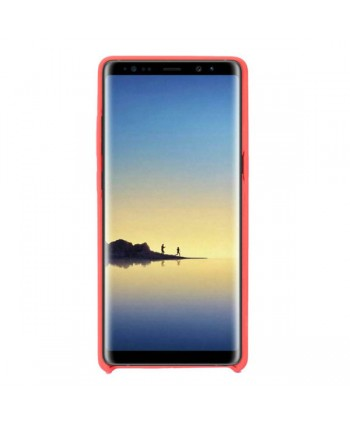 Soft Liquid Silicone Case for Samsung Note 8