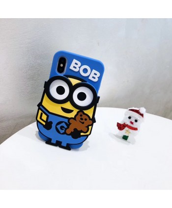 BOB Minions iPhone Silicone...