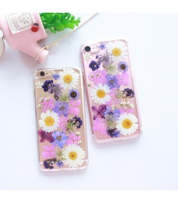 Dried Flower iPhone Case - Flowers Compete In Splendor