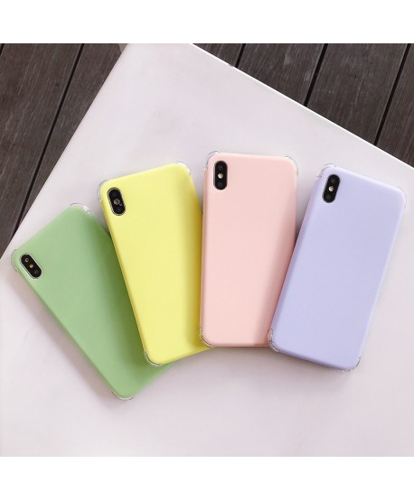 Luxury Colorful Anti-Shock Frame Phone Case for iPhone