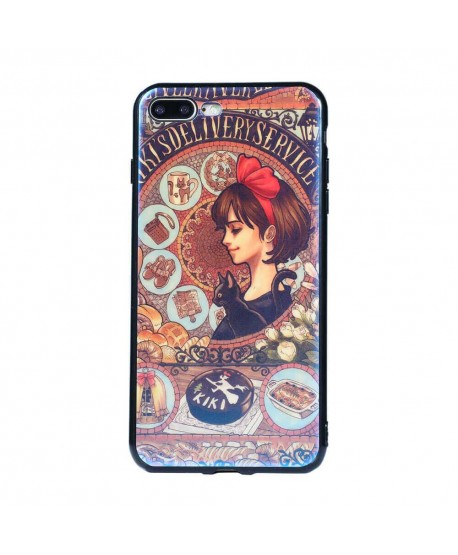Kiki Delivery Service Art Case for iPhone Samsung