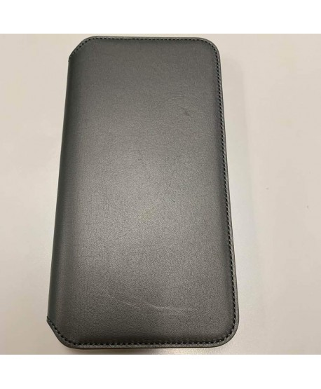 Genuine iPhone XS Max Leather Folio Black USED