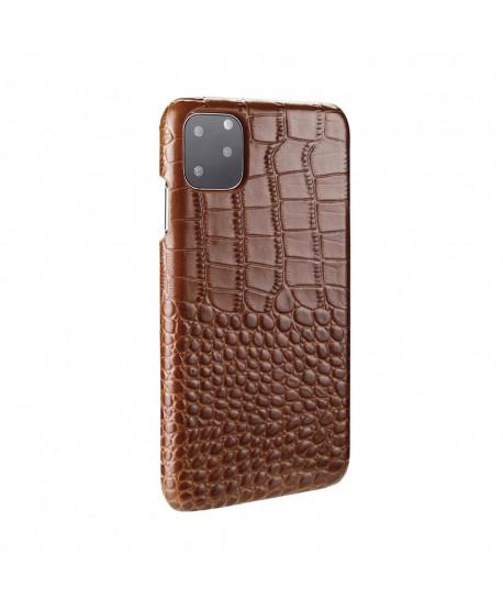Luxury Alligator Genuine Leather Case For iPhone 11