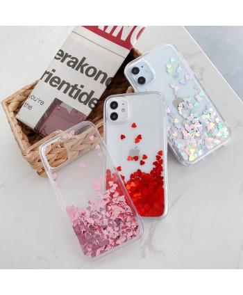 iPhone 12 Liquid Glitter...