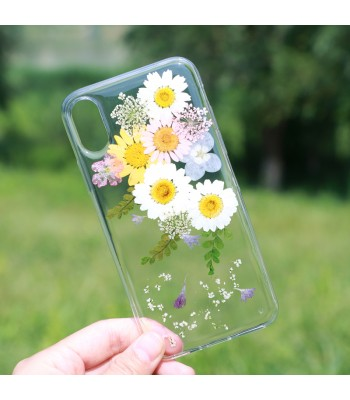 Dried Flower iPhone Case - Daisies