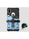 Armor Defender Shockproof Rugged Case Cover for iPhone X