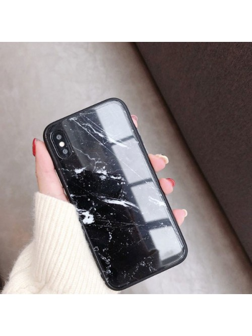 Pristine Marble Cases for iPhone XR