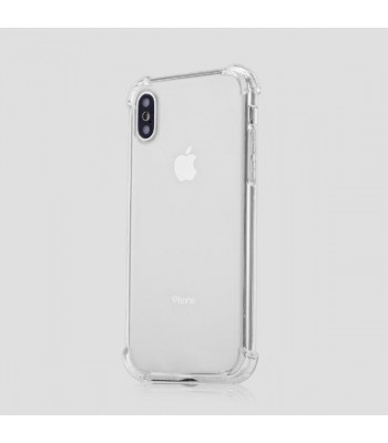 Clear Air Sac Drop Proof Protective Case For iPhone Xs Max