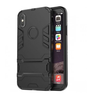 iPhone Xs Iron Man Armor Bracket Slim Fit Case