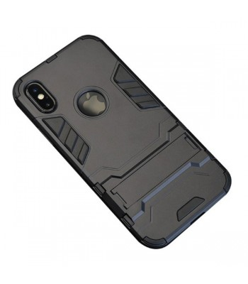 iPhone Xs Iron Man Armor Bracket Slim Fit Case