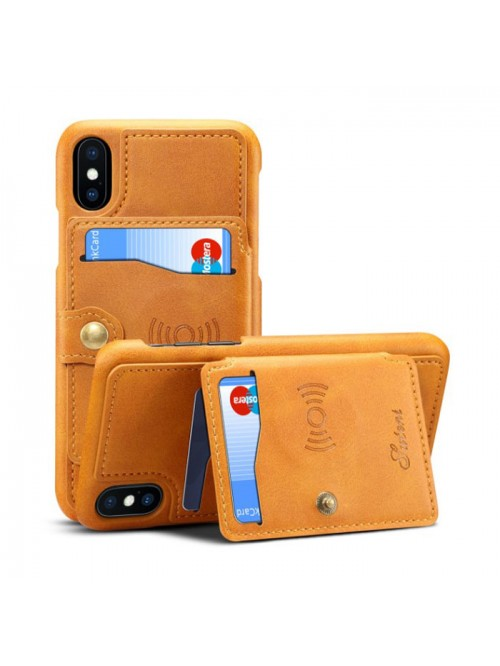 Leather Phone Case >> Best Leather Iphone Case With Card Holder For Iphone Xr Online