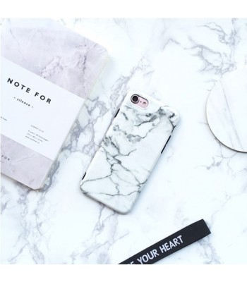 Marble iPhone XR Protective Phone Case