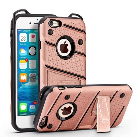 Rugged Armor Shockproof Protective Kickstand Case for iPhone6/6s/7/Plus