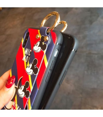 Cute Cartoon iPhone Case For X Series - The Mickey  Mouse