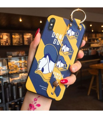 Cute Cartoon iPhone Case For X Series - The Donald Duck