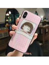 Tempered Glass iPhone Case For X Series - The Sakura Momoko