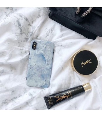 Blue Marble Effect iPhone Case