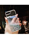 Liquid Quicksand Glitter iPhone Case - The Dolphin