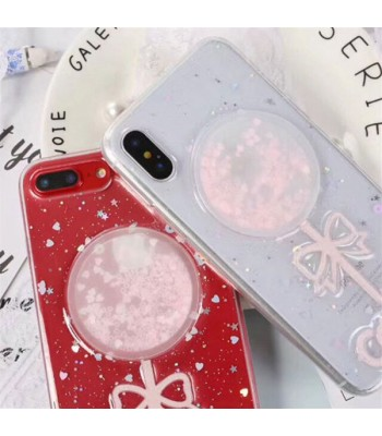 Liquid Quicksand Glitter iPhone Case - The Lollipop
