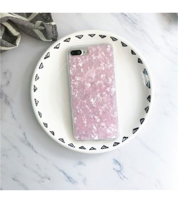 Fantastic Conch Shell iPhone Case - Sakura Pink