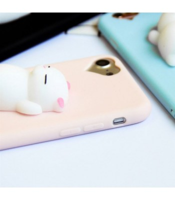 3D Squishy Cat phone Case for iPhone 6/6s Plus
