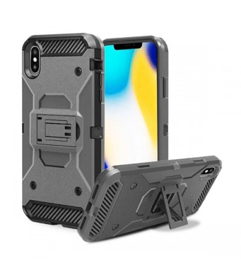 Rugged Armor Heavy Duty Phone Case With Kickstand For X Series