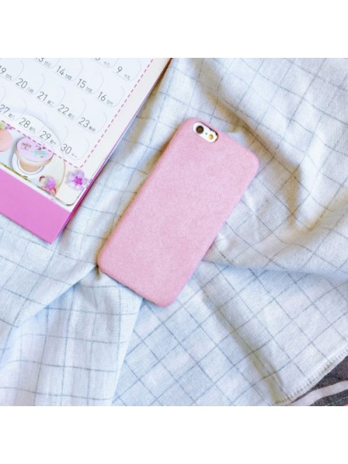 Pink Furry iPhone Case