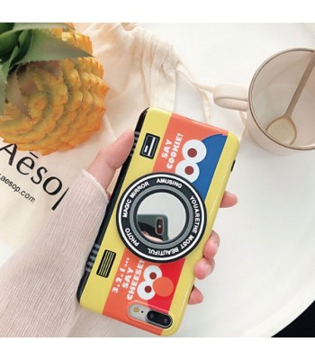 Cute Cartoon Camera iPhone Case - Sesame Street