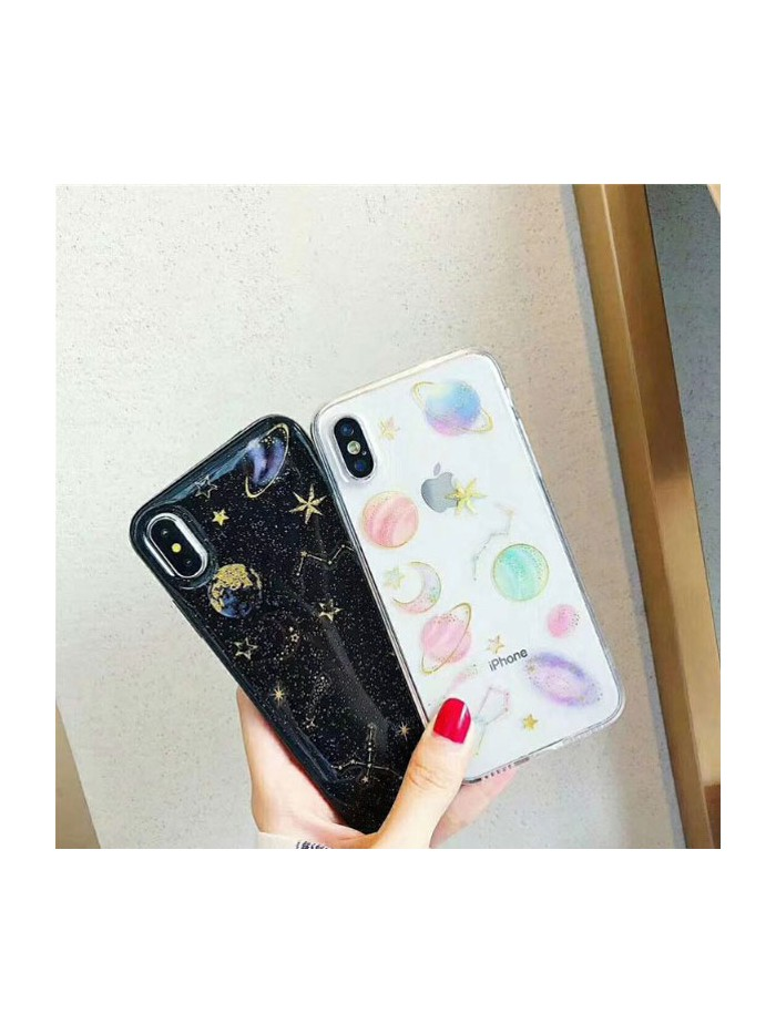 Stylish Planet Phone Case For iPhone X/Xs