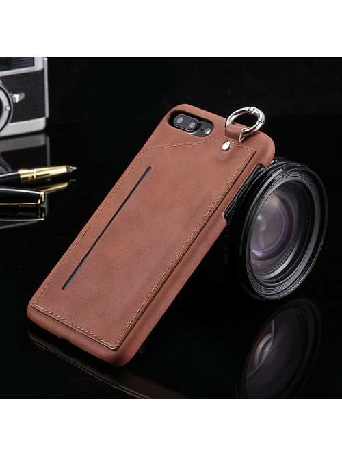 iPhone 6/6s/7 Plus leather Case With Card Slot