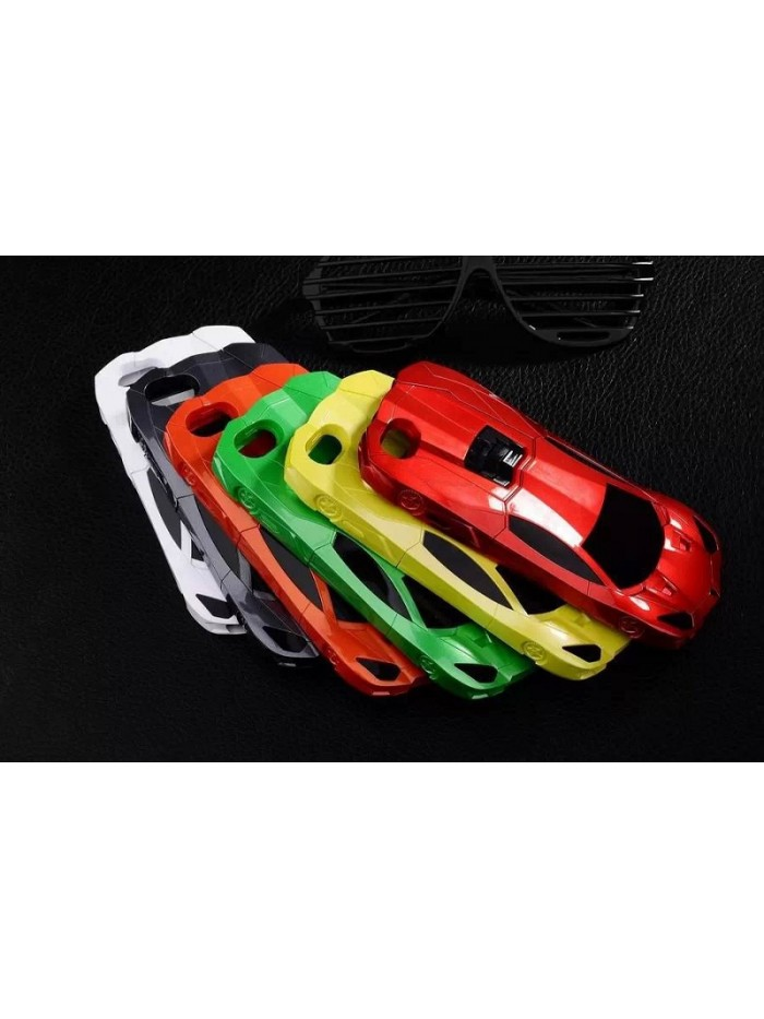iPhone 6 3D Lamborghini Back Case With Stand
