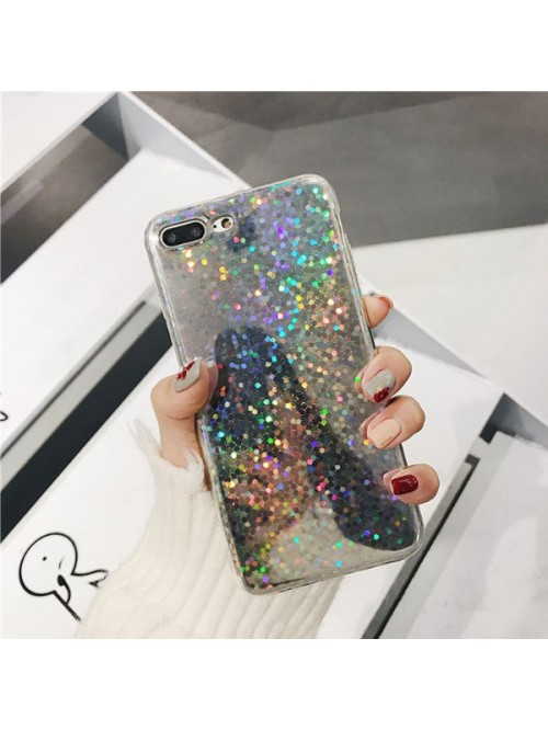 Holographic Polka Dot iPhone Case