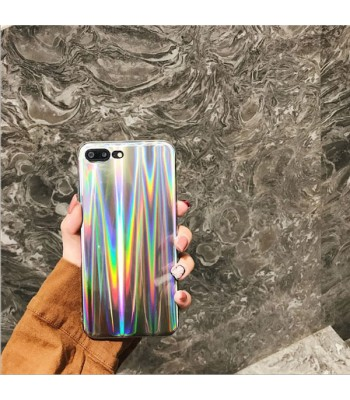 Luxury Holographic Iridescent iPhone Case