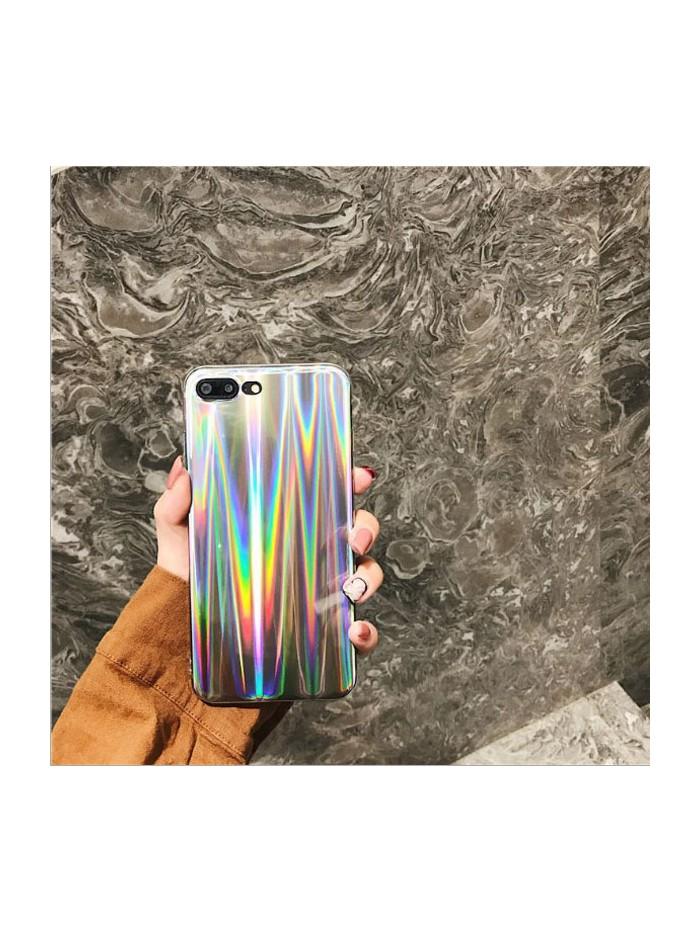 Luxury Holographic Iridescent iPhone Case