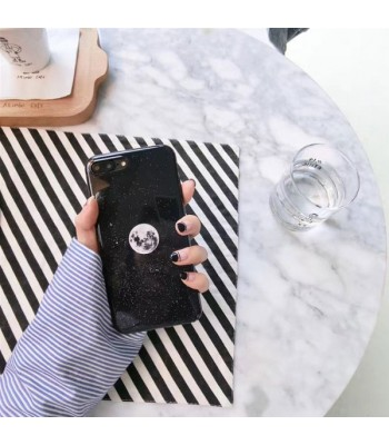 Starry Night Moon iPhone Case